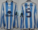 Racing Club - 2009 CL - Home - Penalty - Banco Macro - 16ta Fecha vs GELP - C. Yacob