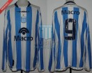 Racing Club - 2009 CL - Home - Penalty - Banco Macro - 16ta vs GELP - R. Ramirez