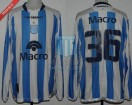 Racing Club - 2009 CL - Home - Penalty - Banco Macro - 18va vs Gimnasia Jujuy - F. Zuculini