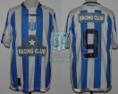 Racing Club - 2009 CV - Home - Penalty - Racing Club - 4ta Fecha vs Boca Jrs. - N. Vignieri