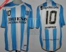 Racing Club - 2010 AP - Home - Olympikus - BH - 11ra vs Argentinos Jrs. - G. Moreno