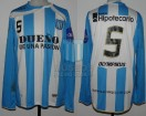 Racing Club - 2010 AP - Home - Olympikus - BH - 5ta Fecha vs Colon - C. Yacob