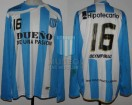 Racing Club - 2010 AP - Home - Olympikus - BH - 4ta Fecha vs Olimpo - C. Bieler