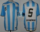 Racing Club - 2010 CL - Home - Olympikus - 6ta Fecha vs Independiente - C. Yacob