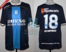Racing Club - 2011 CL - Away - Olympikus - BH - 6ta vs Estudiantes LP - P. Toranzo