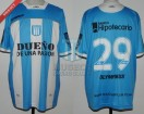 Racing Club - 2011 AP - Home - Olympikus - BH - 10ma Fecha vs Independiente - T. Gutierrez