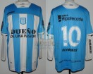 Racing Club - 2011 AP - Home - Olympikus - BH - 6ta Fecha vs Olimpo - G. Moreno