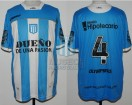 Racing Club - 2011 CL - Home - Olympikus - BH - 19na Fecha vs Velez - I. Pillud