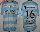 Racing Club - 2012 SUD - Away - Olympikus - BH - Copa Sudamericana Ida vs Colon - M. Camoranesi
