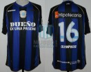 Racing Club - 2012 IN - Away - Olympikus - BH - 14ta Fecha vs Arsenal - M. Camoranesi