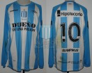 Racing Club - 2012 CL - Home - Olympikus - BH - 16ta Fecha vs Belgrano Cba. - G. Moreno