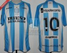 Racing Club - 2012 CL - Home - Olympikus - BH - 10ma Fecha vs Independiente - G. Moreno