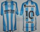 Racing Club - 2012 CL - Home - Olympikus - BH - 1ra Fecha vs Tigre - G. Moreno