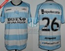 Racing Club - 2012 IN - Away - Olympikus - BH - 8va vs River Plate - A. Centurion