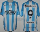Racing Club - 2012 CA - Home - Olympikus - Techo/BH - Final Copa Argentina vs Boca Jrs. - J. Sand
