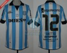 Racing Club - 2013 FN - Home - Olympikus - BH - 10ma vs Colon - L. Vietto