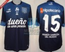 Racing Club - 2014 TR - Away - Topper - BH - 15ta vs Banfield - E. Videla