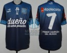 Racing Club - 2014 TR - Away - Topper - BH - 15ta Fecha vs Banfield - G. Hauche