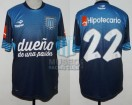 Racing Club - 2014 CA - Away - Topper - BH - 16avos Copa Argentina vs San Martin SJ - D. Milito