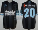 Racing Club - 2014 FN - Away - Topper - BH - 4ta vs Arsenal - V. Viola