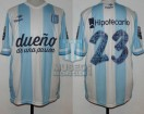 Racing Club - 2014 TR - Home - Topper - BH - 7ma Fecha vs Boca Juniors - G. Bou