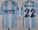 Racing Club - 2014 TR - Home - Topper - BH - 14ta Fecha vs GELP - D. Milito