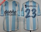 Racing Club - 2014 TR - Home - Topper - BH - 17ma vs River Plate - G. Bou