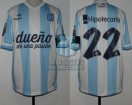 Racing Club - 2014 TR - Home - Topper - BH - 2da Fecha vs San Lorenzo - D. Milito