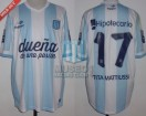 Racing Club - 2014 TR - Home - Topper - BH - 12da vs Velez Sarsfield - M. Acuña