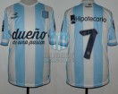 Racing Club - 2014 FN - Home - Topper - BH - 2da Fecha vs San Lorenzo - B. Zuculini