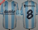 Racing Club - 2014 FN - Home - Topper - BH - 2da vs San Lorenzo - D. Villar