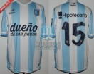 Racing Club - 2014 TR - Home - Topper - BH - 5ta Fecha vs Independiente - E. Videla