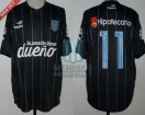 Racing Club - 2015 PD - Away - Topper - BH - 21ra vs Arsenal - L. Aued
