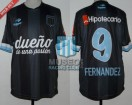 Racing Club - 2015 LIB - Away - Topper - BH - Copa Libertadores - B. Fernandez