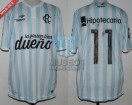 Racing Club - 2015 PD - Home - Topper - BH - 24ta Fecha vs Independiente - L. Aued