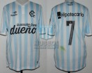 Racing Club - 2015 PD - Home - Topper - BH - 24ta Fecha vs Independiente - G. Bou