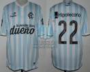 Racing Club - 2015 PD - Home - Topper - BH - 24ta Fecha vs Independiente - D. Milito