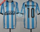 Racing Club - 2015 PD - Home - Topper - BH - 6ta vs Defensa y Justicia - O. Romero