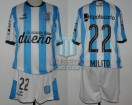 Racing Club - 2015 LIB - Home - Topper - BH - R8 IDA Copa Libertadores vs Guarani - D. MIlito