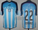 Racing Club - 2015 AM - Home - Topper - Duelo de Campeones / AP 2001 vs FN 2014 - C. Estevez
