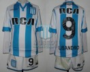 Racing Club - 2016/17 - Home - Kappa - RCA/BC - 26ta Fecha vs San Lorenzo - L. Lopez