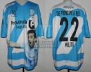 Racing Club - 2016 AM - Home - Kappa - Pcia. Seguros - Racing 2001/2014 vs Amigos Milito - Despedida Diego Milito - C. Estevez