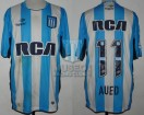 Racing Club - 2016 CA - Home - Topper - RCA/BC - 32avos Copa Argentina vs GyT Salta - L. Aued