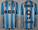 Racing Club - 2016 TR - Home - Topper - RCA/BC - 16ta Fecha vs Temperley - L. Lopez