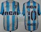 Racing Club - 2016 TR - Home - Topper - RCA/BC - 9na Fecha vs Tigre - O. Romero