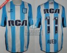 Racing Club - 2016 TR - Home - Topper - RCA/BC - 9na Fecha vs Tigre - L. Aued