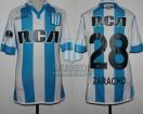 Racing Club - 2017 CS - Home - Kappa - RCA/BC - R16 Copa CONMEBOL Sud. VTA vs Corinthians - F. Zaracho