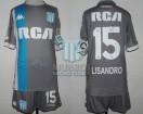Racing Club - 2018 LIB - Away 3rd - Kappa - RCA/BC - 6ta Fecha Copa CONMEBOL Libertadores vs Cruzeiro - L. Lopez