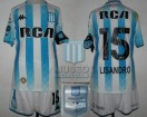 Racing Club - 2019 CSAF - Home - Kappa - RCA/BC - QF Copa de la Superliga VTA vs Tigre (PT) - L. Lopez