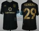 Racing Club - 2020 LIB - Away - Kappa - Aeroset/BC - 5ta Fecha Copa CONMEBOL Libertadores vs Nacional - N. Reniero